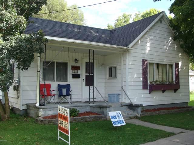 648 Bayard Street, Ionia, MI 48846 (MLS #19045149) :: JH Realty Partners