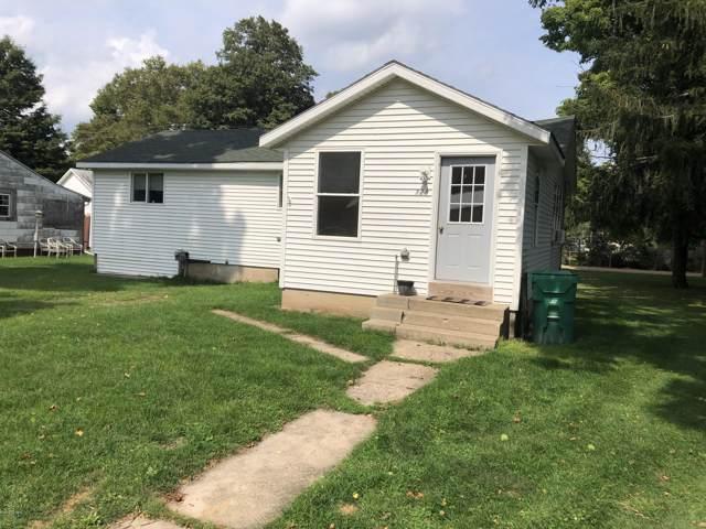 128 W Arbor Street, Marcellus, MI 49067 (MLS #19045190) :: JH Realty Partners