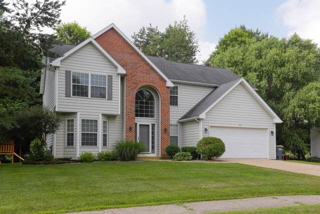1570 Drayton Court, Portage, MI 49002 (MLS #19045265) :: Matt Mulder Home Selling Team