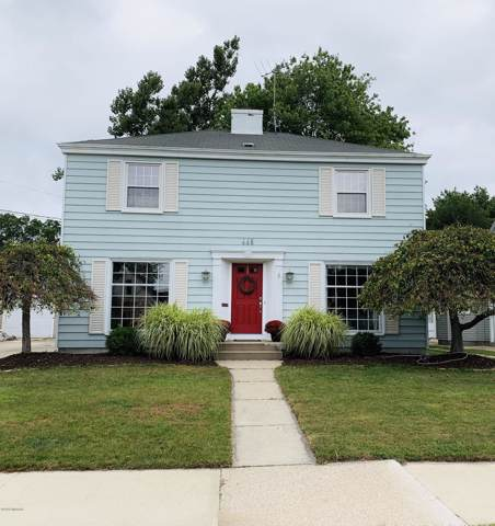665 Hoyt Street SE, Grand Rapids, MI 49507 (MLS #19045360) :: JH Realty Partners