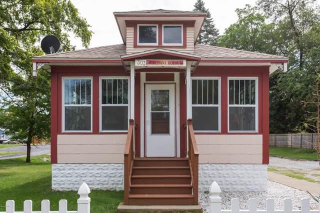 303 E Merchant Street, New Buffalo, MI 49117 (MLS #19045522) :: JH Realty Partners