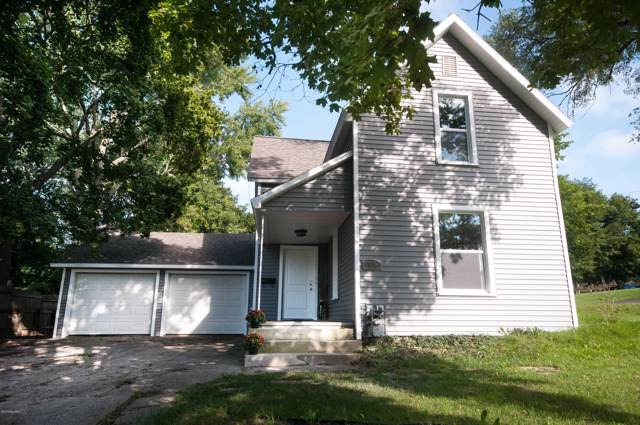 824 Pleasant Street, Belding, MI 48809 (MLS #19045551) :: JH Realty Partners