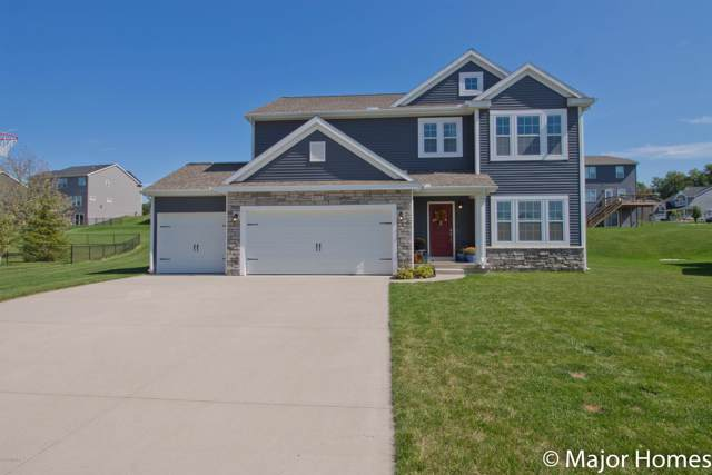 8952 Split Stone Court, Byron Center, MI 49315 (MLS #19045579) :: JH Realty Partners