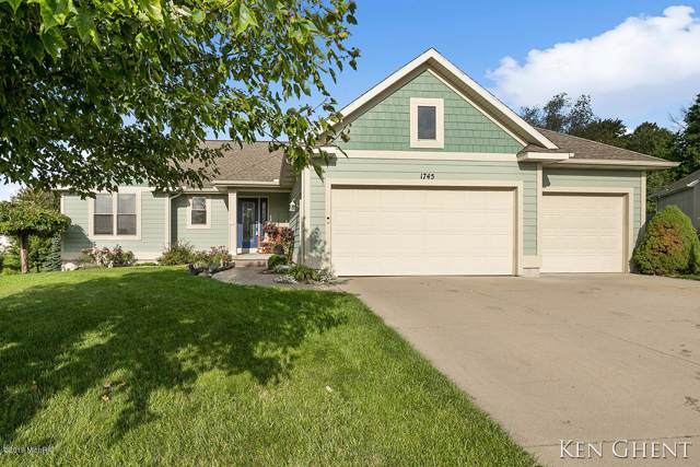 1745 Hightree Drive SW, Byron Center, MI 49315 (MLS #19045598) :: JH Realty Partners