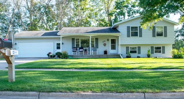 28 Homer Lane, Coopersville, MI 49404 (MLS #19045600) :: JH Realty Partners