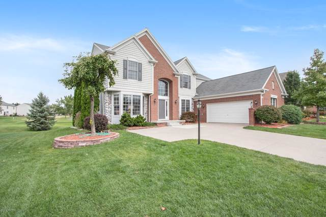 7245 Crystal View Drive SE, Caledonia, MI 49316 (MLS #19045644) :: JH Realty Partners