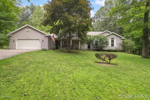 11117 S Bailey Valley Drive NE, Greenville, MI 48838 (MLS #19045702) :: Deb Stevenson Group - Greenridge Realty