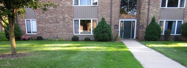 461 NW Barkwood Court NW #25, Grand Rapids, MI 49534 (MLS #19045787) :: JH Realty Partners
