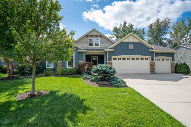 2258 Byron Shores Drive SW, Byron Center, MI 49315 (MLS #19045827) :: JH Realty Partners