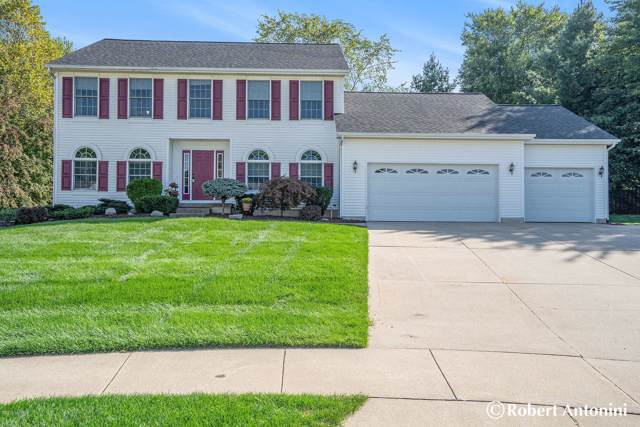 5310 S Pine Slope Court SW, Wyoming, MI 49519 (MLS #19045843) :: JH Realty Partners