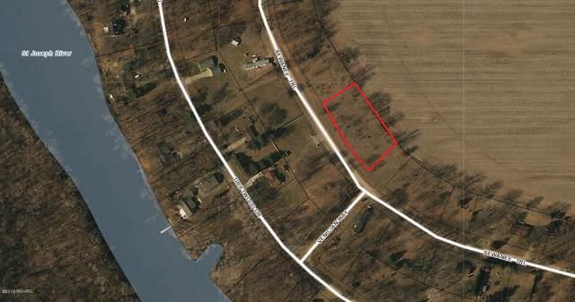 Sewanee Trail Lots 132-134, Colon, MI 49040 (MLS #19045862) :: Deb Stevenson Group - Greenridge Realty