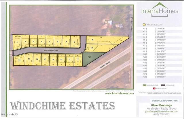 458 Windchime Dr. #15, Comstock Park, MI 49321 (MLS #19045877) :: CENTURY 21 C. Howard