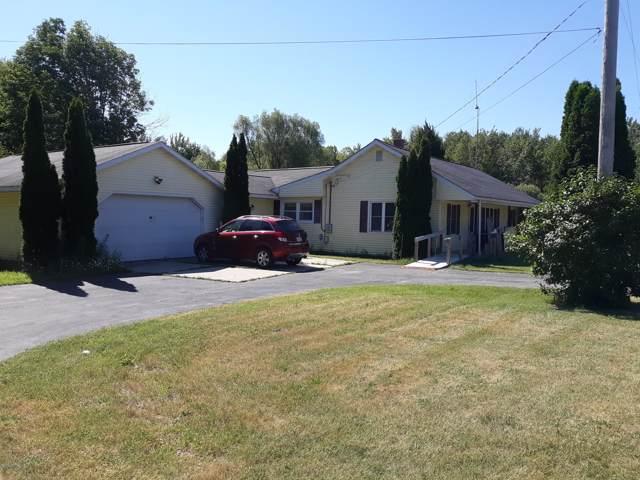 4985 Maple Road, Manistee, MI 49660 (MLS #19045879) :: Matt Mulder Home Selling Team