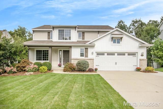 2676 Arbor Chase NE, Grand Rapids, MI 49525 (MLS #19045911) :: JH Realty Partners