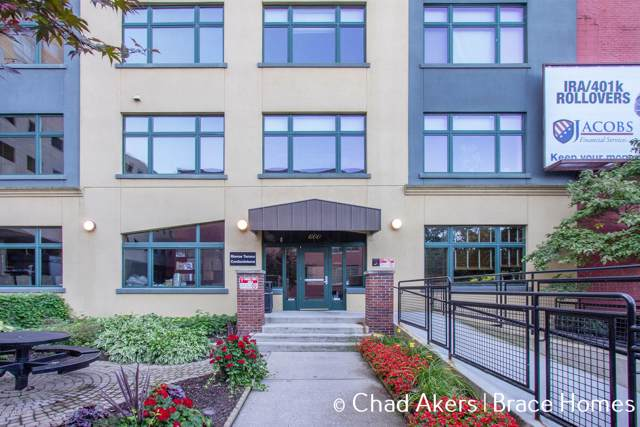600 Monroe Avenue NW #211, Grand Rapids, MI 49503 (MLS #19046064) :: Ginger Baxter Group