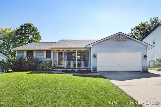 158 Glen Eagle Drive NE, Rockford, MI 49341 (MLS #19046067) :: Ginger Baxter Group