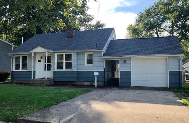 139 N 28th Street, Battle Creek, MI 49015 (MLS #19046092) :: Deb Stevenson Group - Greenridge Realty