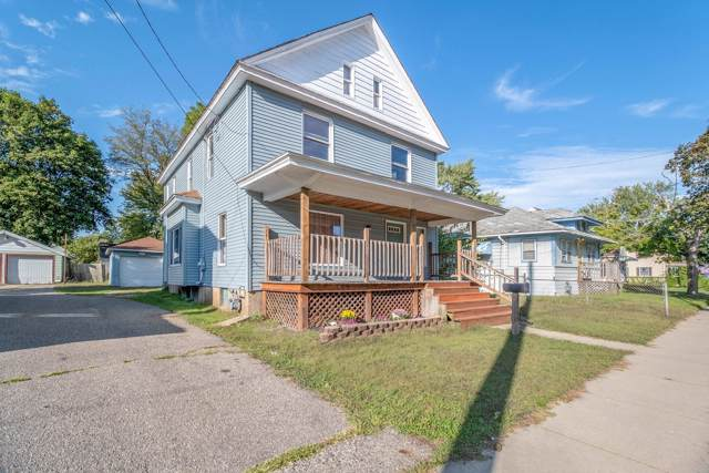 433 E Emmett Street, Battle Creek, MI 49017 (MLS #19046116) :: Deb Stevenson Group - Greenridge Realty