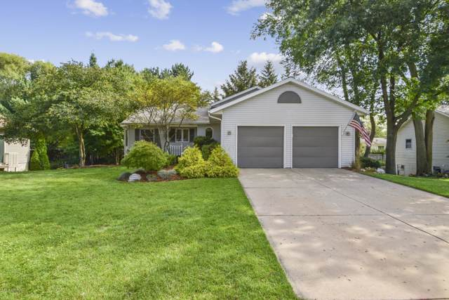 7330 Jewelbrooke Drive SE, Grand Rapids, MI 49548 (MLS #19046139) :: JH Realty Partners