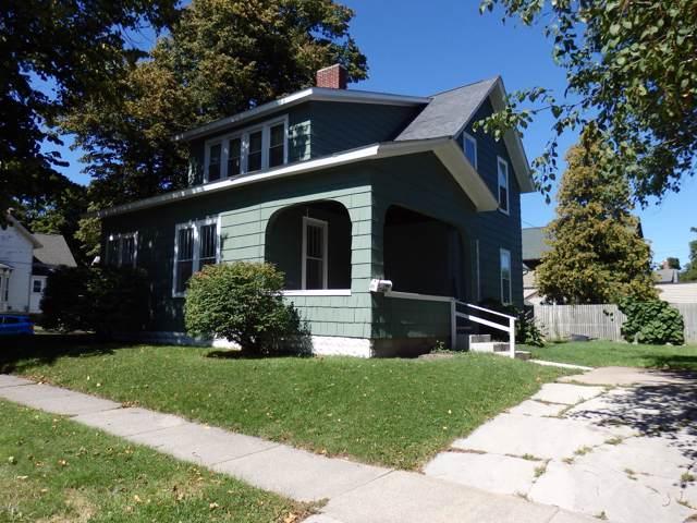 311 Sycamore Street, Manistee, MI 49660 (MLS #19046151) :: Matt Mulder Home Selling Team