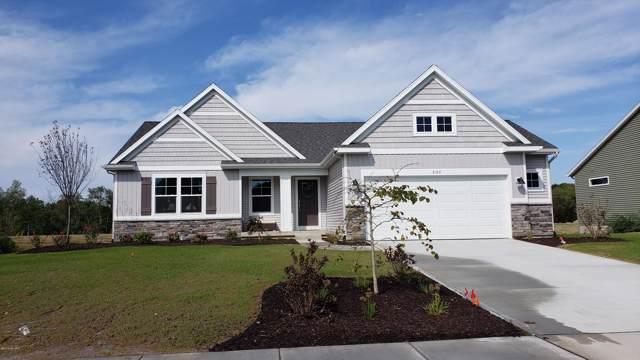 2107 Brindle Drive, Hudsonville, MI 49426 (MLS #19046192) :: Deb Stevenson Group - Greenridge Realty