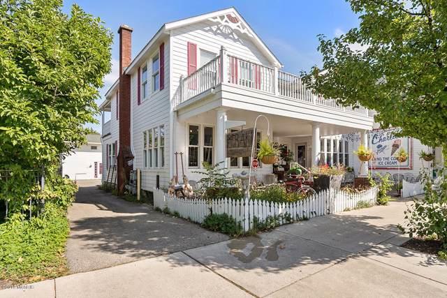 132-B Mason Street #4, Saugatuck, MI 49453 (MLS #19046268) :: JH Realty Partners