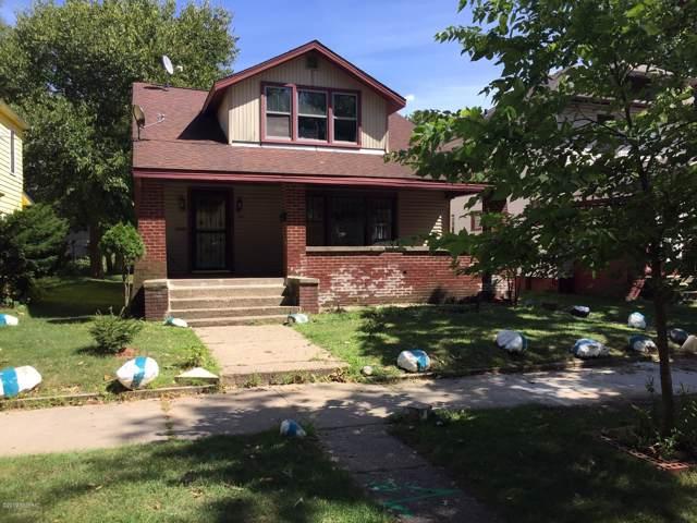1748 Union Avenue SE, Grand Rapids, MI 49501 (MLS #19046275) :: JH Realty Partners