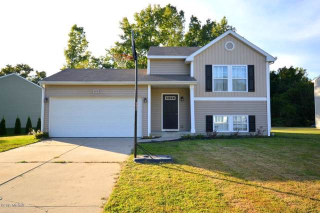 624 Oklahoma Drive, Three Rivers, MI 49093 (MLS #19046308) :: CENTURY 21 C. Howard