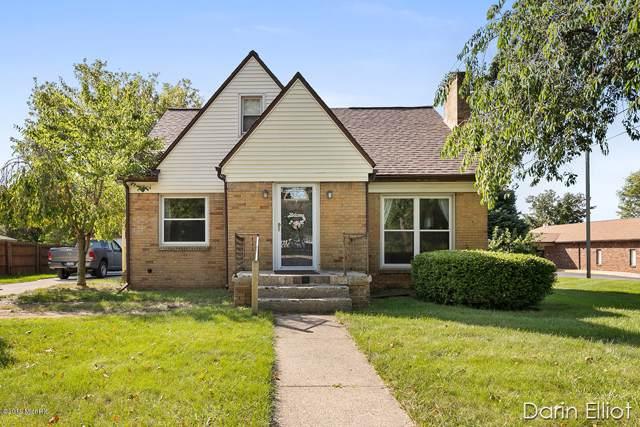 1334 36th Street SE, Grand Rapids, MI 49508 (MLS #19046333) :: JH Realty Partners