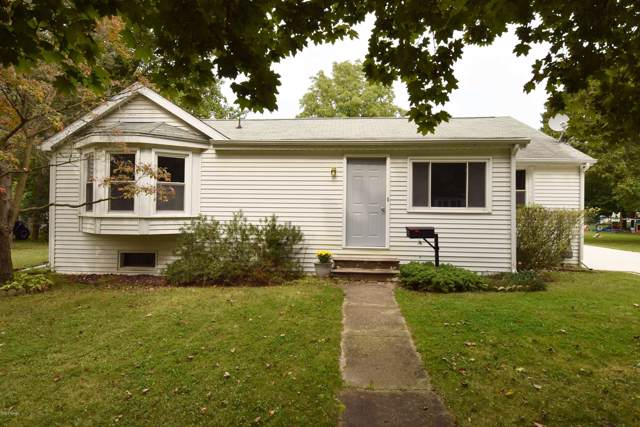 150 W First Avenue, Plainwell, MI 49080 (MLS #19046362) :: JH Realty Partners