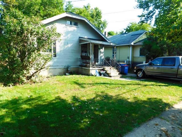 347 Dickinson Street SW, Grand Rapids, MI 49507 (MLS #19046370) :: JH Realty Partners