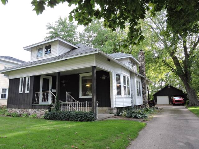 244 Marshall Street, Allegan, MI 49010 (MLS #19046378) :: JH Realty Partners