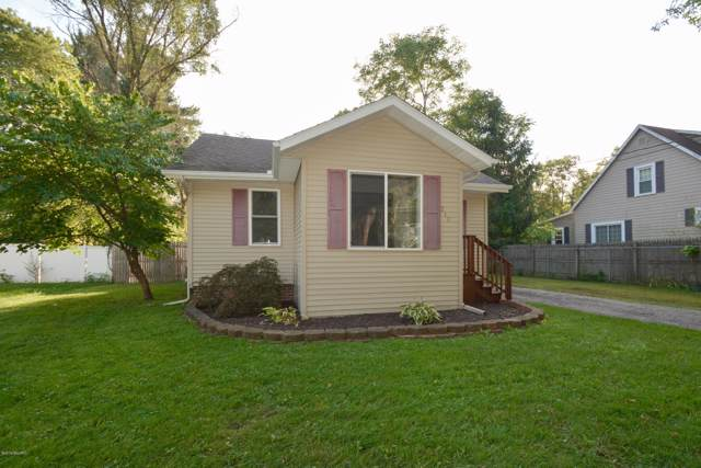 210 Collier Avenue, Battle Creek, MI 49037 (MLS #19046380) :: JH Realty Partners