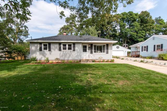 1493 Brookmark Street SE, Kentwood, MI 49508 (MLS #19046399) :: JH Realty Partners