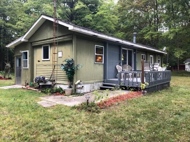 13138 N Buck Trail, Bitely, MI 49309 (MLS #19046758) :: JH Realty Partners