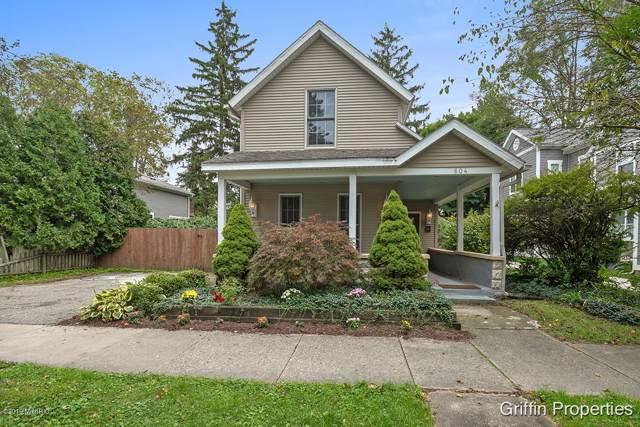 604 Greenwood Avenue SE, East Grand Rapids, MI 49506 (MLS #19047013) :: CENTURY 21 C. Howard