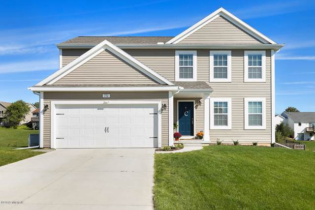 772 View Pointe Drive, Middleville, MI 49333 (MLS #19047045) :: JH Realty Partners