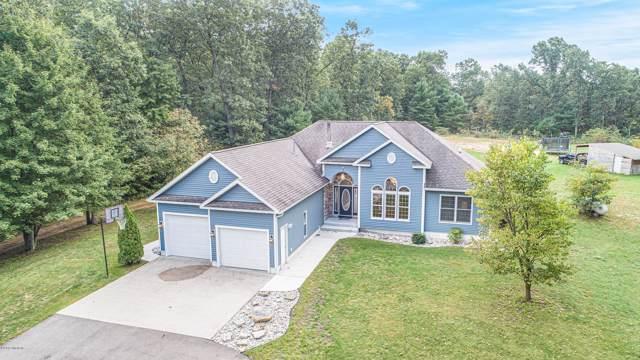3605 S Sweet Lake Drive, Twin Lake, MI 49457 (MLS #19047144) :: JH Realty Partners