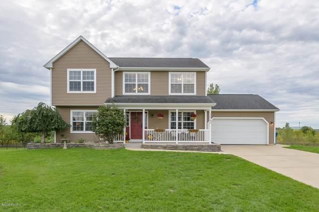 11780 Ambling Avenue, Galesburg, MI 49053 (MLS #19047632) :: JH Realty Partners