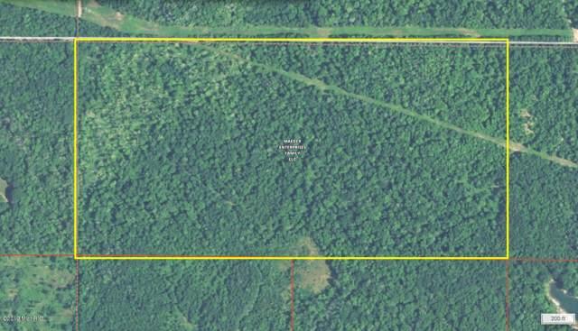V/L-80 Acres W Gordonville Road, Midland, MI 48640 (MLS #19048014) :: Deb Stevenson Group - Greenridge Realty
