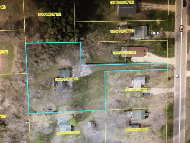 139 N 5th Street NE, Cedar Springs, MI 49319 (MLS #19048287) :: Deb Stevenson Group - Greenridge Realty