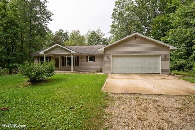 4636 Poplar Lane, Vicksburg, MI 49097 (MLS #19048355) :: JH Realty Partners