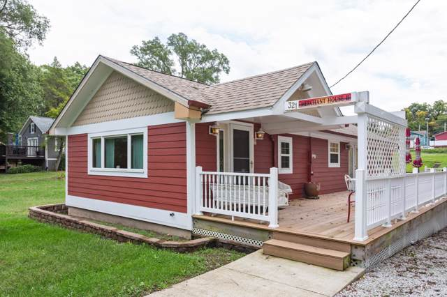 321 E Merchant Street, New Buffalo, MI 49117 (MLS #19048554) :: Deb Stevenson Group - Greenridge Realty