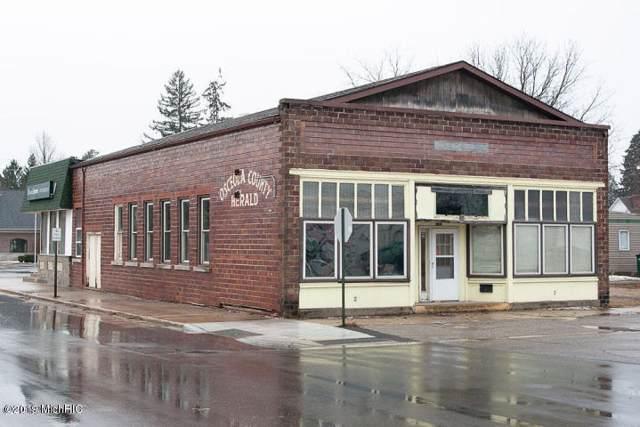 101 W Slosson Avenue, Reed City, MI 49677 (MLS #19048565) :: CENTURY 21 C. Howard