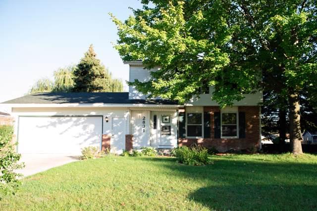 2831 Lee Street SW, Grandville, MI 49418 (MLS #19048600) :: JH Realty Partners