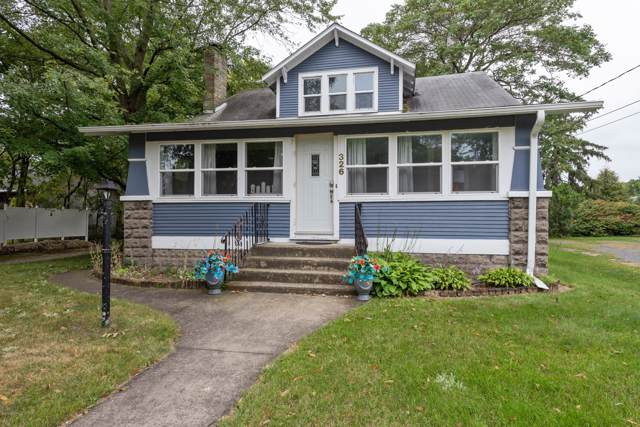 326 S Whittaker Street, New Buffalo, MI 49117 (MLS #19048610) :: Deb Stevenson Group - Greenridge Realty
