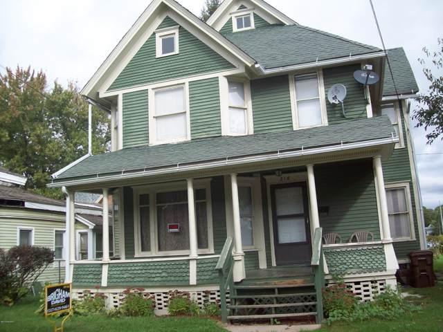 216 W Center Street, Albion, MI 49224 (MLS #19048743) :: Deb Stevenson Group - Greenridge Realty