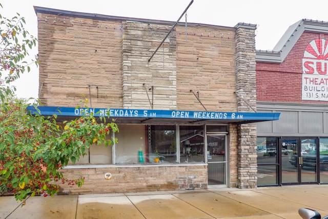 127 S Main Street, Plainwell, MI 49080 (MLS #19048744) :: JH Realty Partners