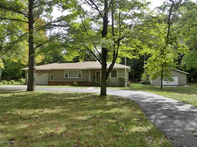 2869 Chippewa Highway, Manistee, MI 49660 (MLS #19048788) :: JH Realty Partners