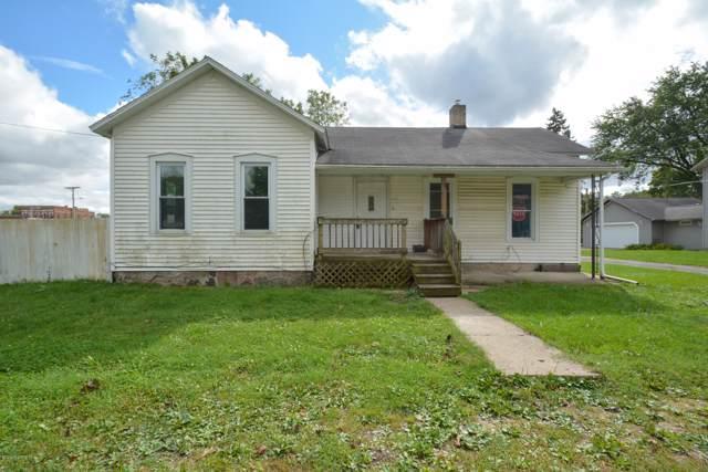 107 W Michigan Avenue, White Pigeon, MI 49099 (MLS #19048843) :: Deb Stevenson Group - Greenridge Realty